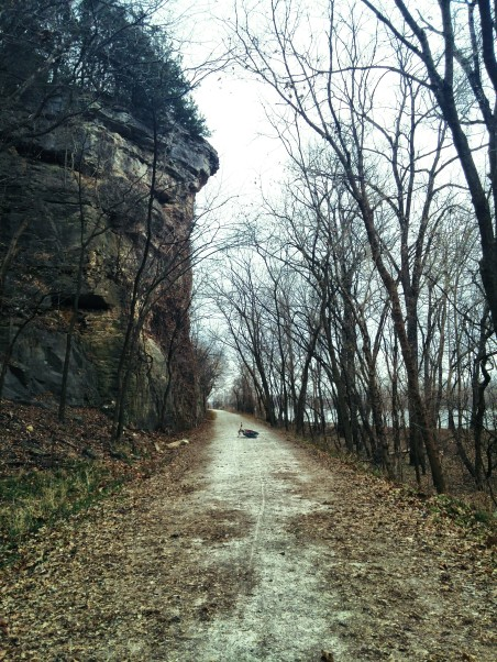 One of my favorite spots on the Katy Trail